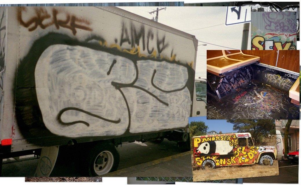 Банда аутсайдеров: Как уличные художники возвращают искусству граффити дух протеста. Изображение № 6.