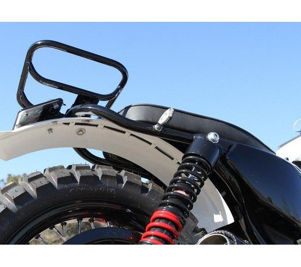 Мастерская Burly Brand представила скрэмблер на основе Harley-Davidson Sportster. Изображение № 7.