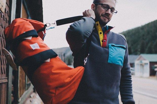 Аутдор: Технологичная одежда для альпинистов как новый тренд в мужской моде. Изображение № 8.