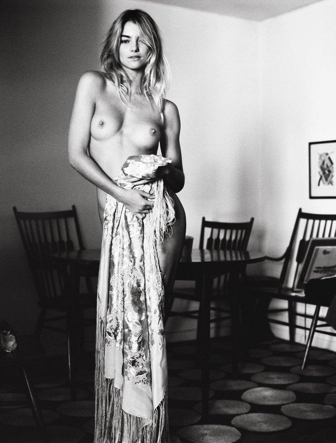 Австралийская модель Элис Тейлор снялась у фотографа Маттео Монтанари. Изображение № 4.