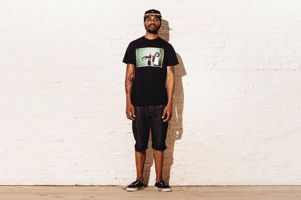 Марка 10.Deep и фотограф Boogie выпустили совместную коллекцию футболок. Изображение № 2.