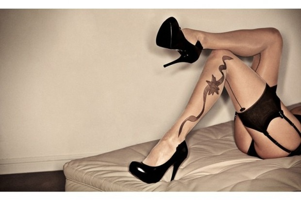 Модель Элени Ти снялась в рекламе марки Lascivious. Изображение № 25.