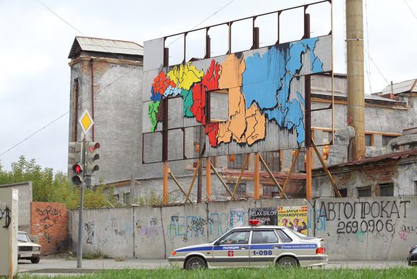 Скетчбук: Уличный художник Radya из Екатеринбурга рассказывает о пяти своих работах. Изображение № 27.