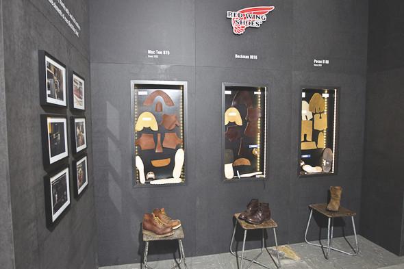 Репортаж с выставки Bread & Butter: Стенды Red Wing, Edwin, Hersсhel и другие. Изображение № 2.