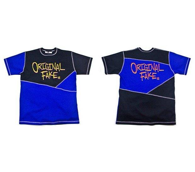 Марка Original Fake и дизайнер Даррен Романелли представили совместную коллекцию одежды. Изображение № 6.