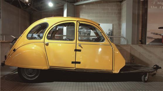 Репортаж с выставки машин Джеймса Бонда. Изображение № 14.