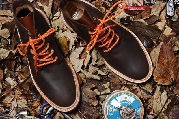 Марка Tricker's и магазин End Hunting Co выпустили совместную коллекцию обуви. Изображение № 3.