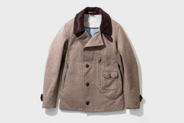 Японская марка Nanamica выпустила осеннюю коллекцию одежды. Изображение № 12.