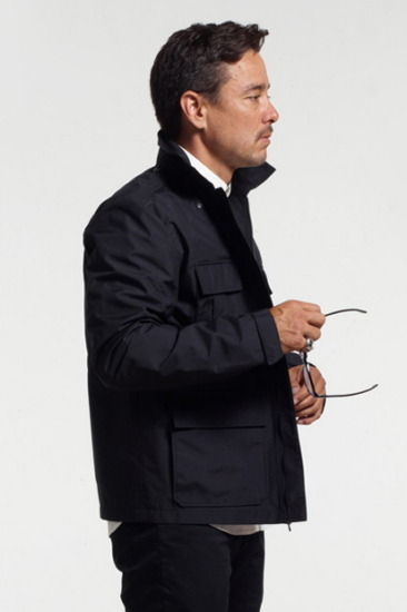 Марка Stussy Deluxe выпустила лукбук осенней коллекции одежды. Изображение № 11.
