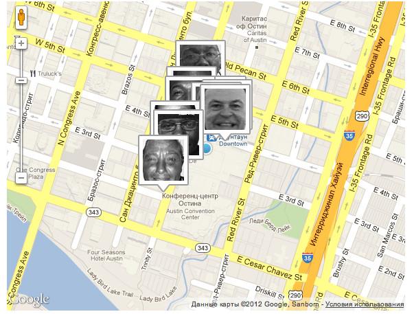 В Остине бездомных превратили в живые станции Wi-Fi. Изображение № 1.