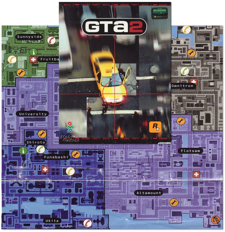 Воруй-убивай: Эволюция серии игр GTA. Изображение № 8.