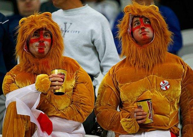 Грустные футболисты: Самый трагичный Tumblr-блог в истории современного спорта. Изображение № 25.