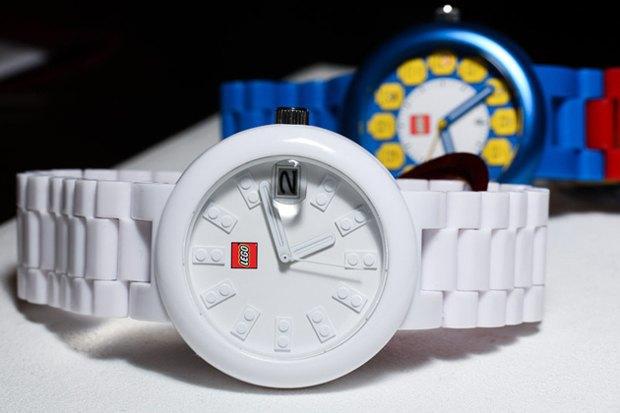 Компания Lego анонсировала новую линейку часов-конструкторов. Изображение № 5.