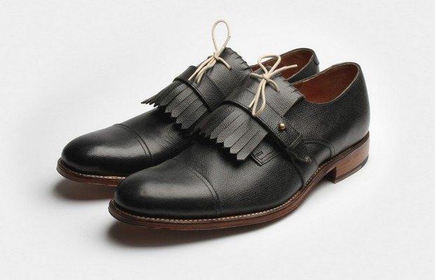 Марка Grenson выпустила весеннюю коллекцию обуви. Изображение № 26.