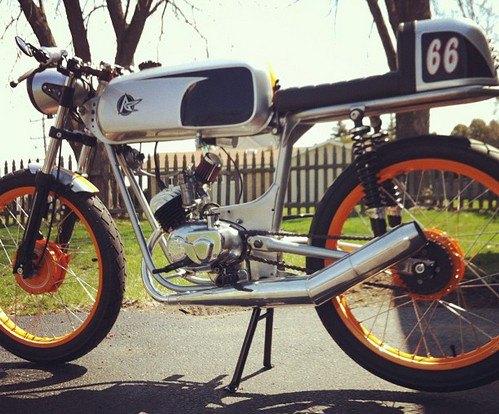 Американская мастерская Analog Motorcycles представила кастомный мотоцикл Riverside Racer. Изображение № 3.