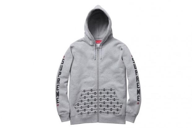 Марка Supreme выпустила совместную коллекцию одежды с производителем скейтбордов Independent. Изображение № 5.