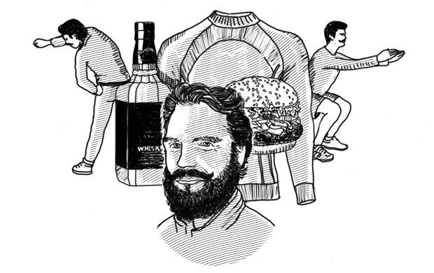 Барсучий жир, борода, обогреватель из горшков и другие способы согреться в холодную погоду. Изображение № 2.