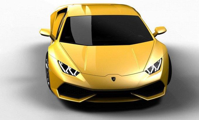 Итальянская компания Lamborghini представила новый суперкар Huracan. Изображение № 3.