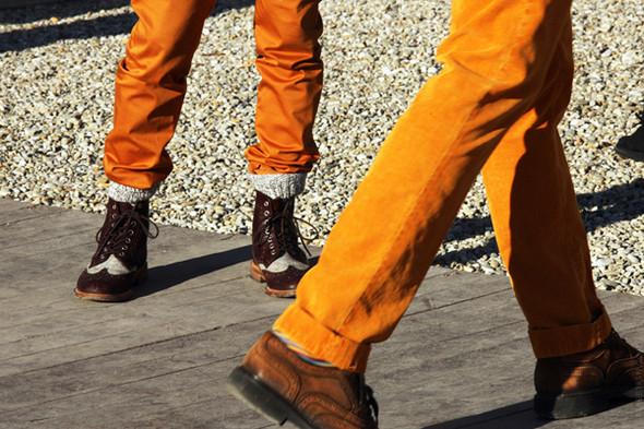 Итоги Pitti Uomo: 10 трендов будущей весны, репортажи и новые коллекции на выставке мужской одежды. Изображение № 29.