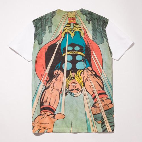 Новая коллекция футболок с персонажами Marvel Comics. Изображение № 8.