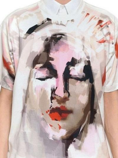 Givenchy выпустили коллекцию футболок с изображением Мадонны. Изображение № 13.