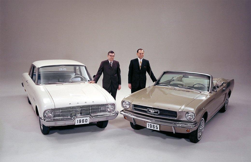 Ford Mustang: как бюджетный маслкар стал символом американского автопрома. Изображение № 2.