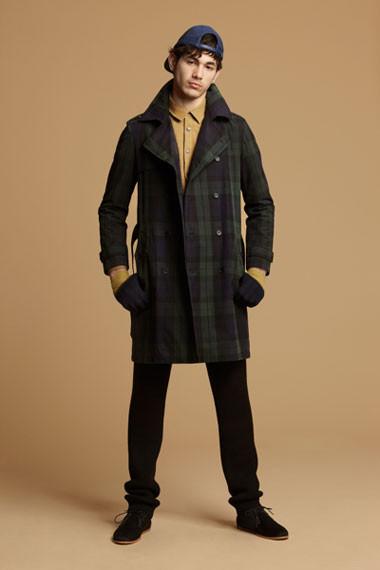 Марка Opening Ceremony выпустила лукбук осенней коллекции одежды. Изображение № 8.