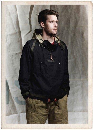 Марка Nigel Cabourn опубликовала лукбук весенней коллекции одежды. Изображение № 1.