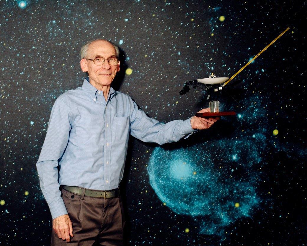 Как учёные миссии «Вояджер» почти 40 лет ждут встречи с неземной цивилизацией. Изображение № 2.
