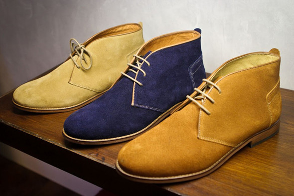 Новая коллекция обуви марки Hudson. Изображение № 4.