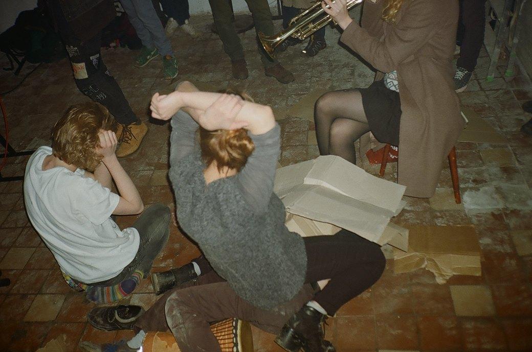 Фоторепортаж: Боровик Ералаш и The Cold Dicks на фестивале «Переугар». Изображение № 13.