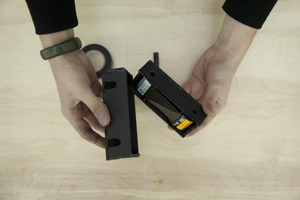 Как собрать пинхол — самодельную фотокамеру. Изображение № 18.