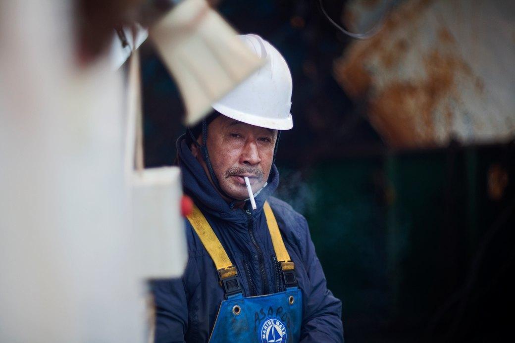 Как я бросил всё ради работы на морском судне. Изображение № 33.