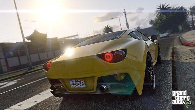 Выход GTA V на компьютеры отложили на 2015 год. Изображение № 3.