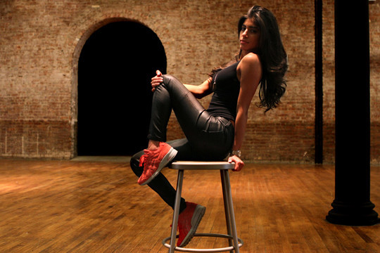 Ронни Фиг совместно с Asics представил новую модель кроссовок. Изображение № 9.