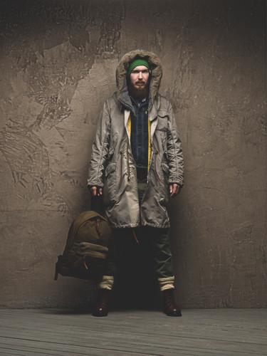 Российская марка Grunge John Orchestra. Explosion представила превью новой коллекции. Изображение № 5.