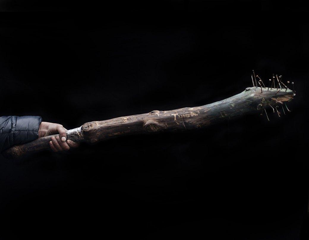 Фотопроект: Самодельное оружие украинской революции. Изображение № 1.