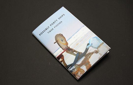 Книга английского писателя Тибора Фишера —второй релиз проекта Unbound. Изображение № 4.