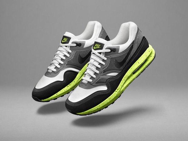 Nike представили реинкарнацию легендарной модели Air Max Lunar 1. Изображение № 7.