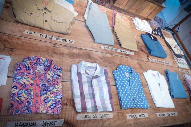 Levi's представили коллекции сразу двух своих херитейдж-линеек — Vintage Clothing и Made & Craft.. Изображение № 57.