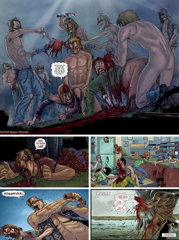 10 жестоких персонажей комиксов, о которых не доложили Роскомнадзору. Изображение № 5.