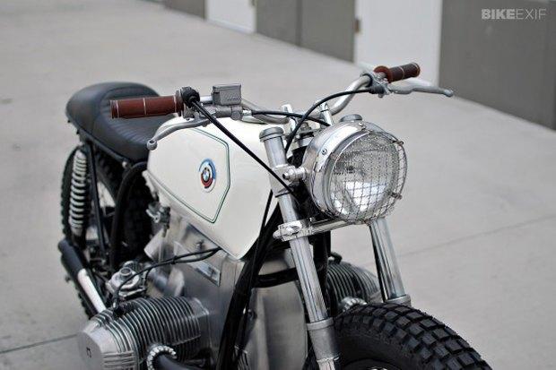 Мастерская Boyle Custom Moto представила новый каферейсер на базе BMW R100/7. Изображение № 3.