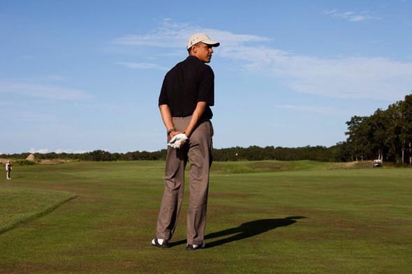 Наглядный пример: Барак Обама. Изображение № 33.