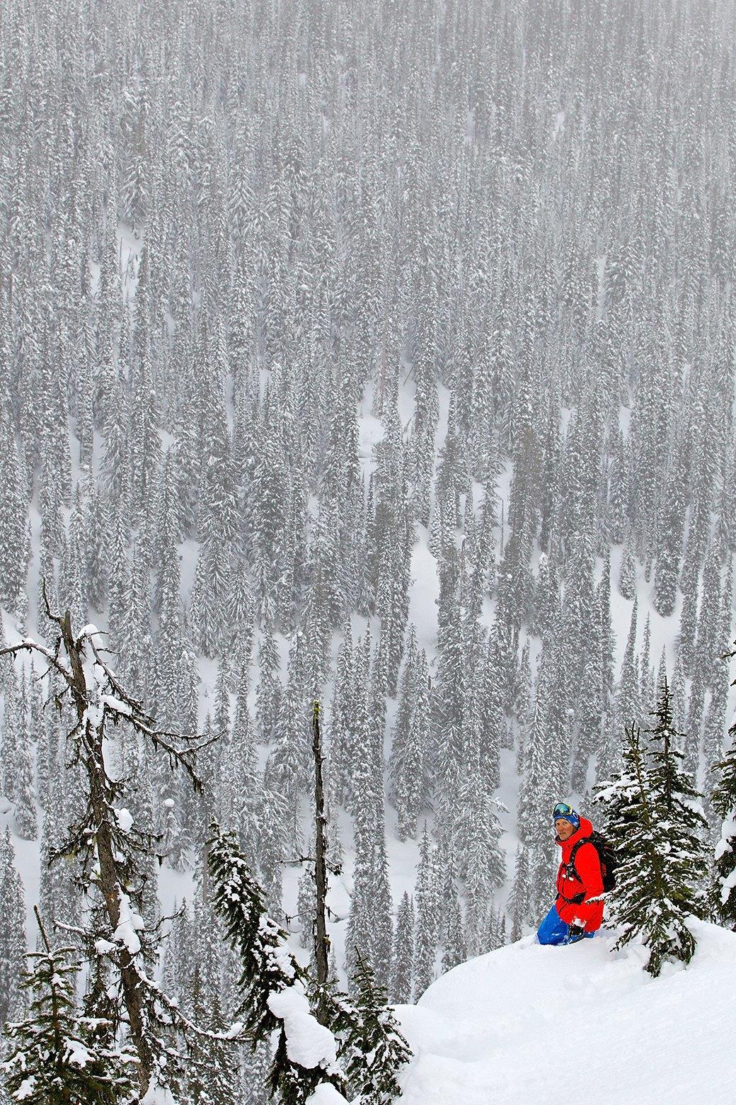 Фотопроект: 10 лет катания по самым экстремальным горам планеты . Изображение № 7.