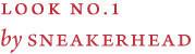 Соберись, тряпка: 3 зимних лука магазина Sneakerhead. Изображение № 1.