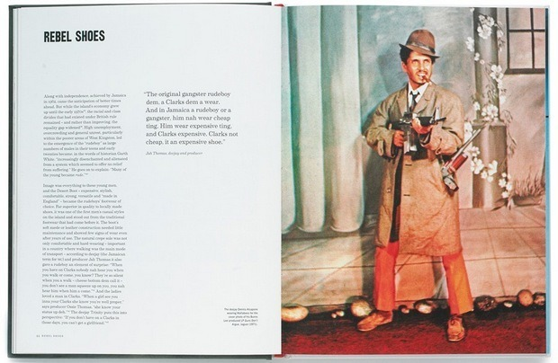 Вышла книга Clarks in Jamaica о популярности британской обувной марки на Ямайке. Изображение № 4.
