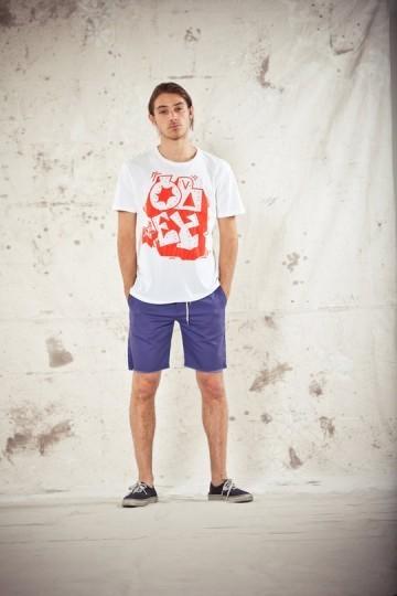 Марка Obey выпустила лукбук весенней коллекции одежды. Изображение № 3.