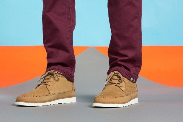 Марка Clae анонсировала новую осеннюю коллекцию обуви . Изображение № 6.