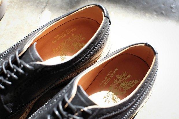 Дизайнер Марк МакНейри и петербургский магазин Mint выпустили совместную коллекцию обуви. Изображение № 7.