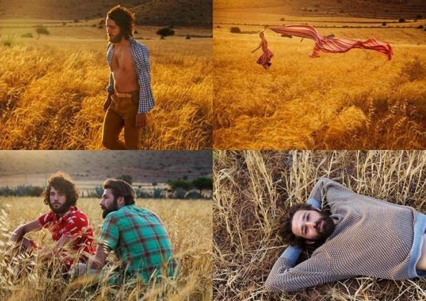 Марка Levi's Made and Crafted опубликовала лукбук весенней коллекции одежды. Изображение № 4.